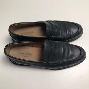 Cole Haan Black Dress Shoes Mens Size 10.5